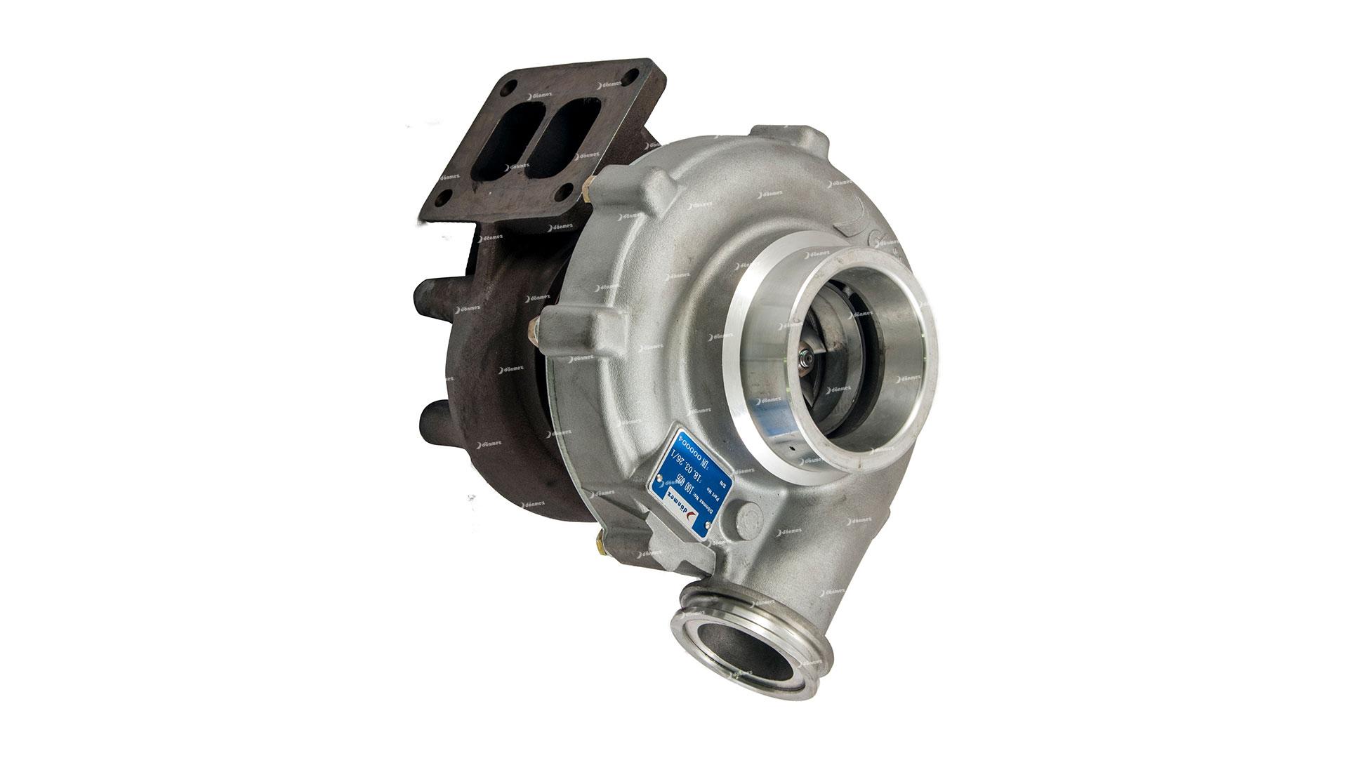 Turboşarj 100 026